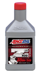 AMSOIL ZROD 10W-30 synthetic motor oil