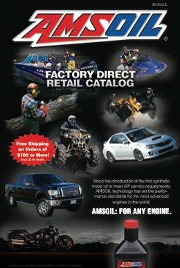 Free AMSOIL Catalog
