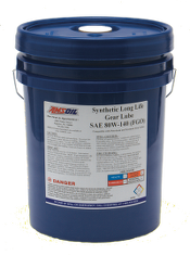 AMSOIL Racing Severe Gear synthetic gear lube SAE 190, SAE 250